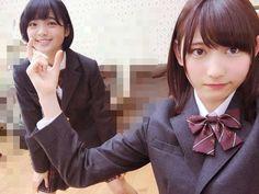 欅坂46 平手友梨奈 志田愛佳 Keyakizaka46 Hirate Yurina Shida Manaka