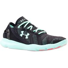 Under Armour Speedform Apollo Vent Road-Running Shoes ($100) ❤ liked on Polyvore featuring shoes, athletic shoes, running shoes, under armour shoes, under armour footwear, under armour and athletic running shoes