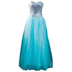 SimpleDressUK Women's Sequins Strapless Tulle Cocktail Prom Dress