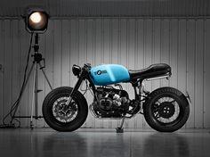 sinroja BMW R3 motorcycle designboom