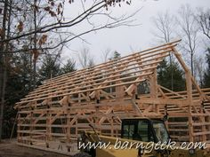 Download These 32x50 Gable Barn Plans And Build A Barn