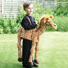 Shop for Travis Designs Ride On Giraffe at Totally Fancy. Gorgeous ride on Giraffe for pretend play from Dress Up By Design by Travis Designs. Dress Up Costumes, Boy Costumes, Dress Outfits, Cool Outfits, Dress Clothes, Giraffe Fancy Dress, Boys Fancy Dress, Fabulous Dresses, Kids Wear