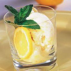Zitroneneis Rezept - Rezepte kochen - kochbar.de