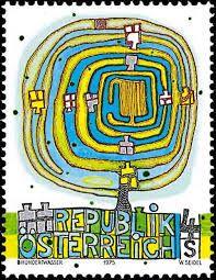 Hundertwasser, Briefmarken - Recherche Google