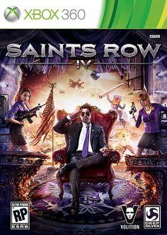 #192 1 Jugador Saints Row Iv, Saints Row Xbox 360, Nintendo 3ds, Lego Le Hobbit, Les Aliens, Video Humour, Deep Silver, Latest Video Games, Xbox 360 Games