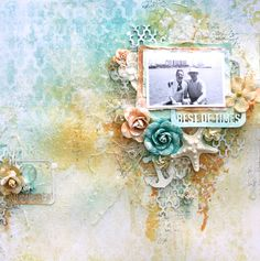 Best of times by Lisa Griffith - Blue Fern Studios