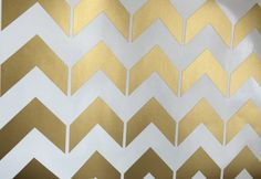 Metallic Chevron Wall Decals   Google Search | Beauty Space | Pinterest |  Chevron Wallpaper, Wall Decals And Wallpaper