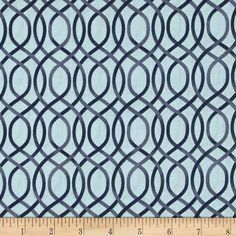 Ariana Trellis Navy from @fabricdotcom  Designed by The Colonial Williamsburg Foundation for Windham Fabrics, this cotton print fabric is perfect for quilting, apparel and home decor accents. Colors include shades of blue.
