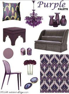 The purple palette