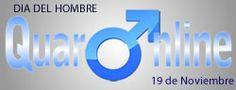 18 de Noviembre Día Internacional del Hombre. http://www.quaronline.com/