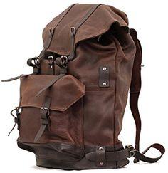 Mon Legionnaire INDUS vintage leather shoulder bag traveling bag Unisex PAUL MARIUS Vintage & Retro: Amazon.co.uk: Sports & Outdoors