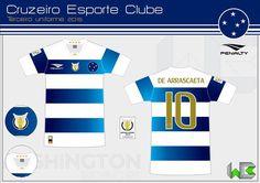 LeitorMDF  Washington Borges (3ª camisa clubes e seleção brasileira c079b10918abd