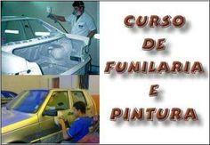 Curso de Funilaria e Pintura Automotiva Todo o conteúdo para você aprender a fazer pintura e reparos em veiculos automotivos. Veja em detalhes neste site http://www.mpsnet.net/loja/index.asp?loja=1&link=VerProduto&Produto=51