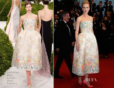 Nicole Kidman In Christian Dior – 'The Great Gatsby' Premiere & Cannes Film Festival Opening Ceremony