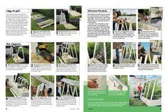 Genialt växthus – tar nästan ingen plats | Gör Det Själv