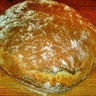 Fotografie receptu: Bílý bramborový kmínový chléb mojí babičky
