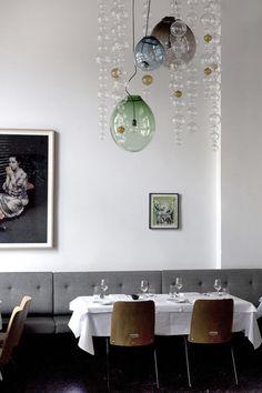 Restaurant Richard, Berlin designed byLisa Kadel.