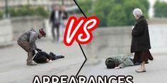 Η σημασία της εξωτερικής εμφάνισης: ένα κοινωνικό πείραμα