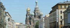 SAINT PETERSBURG Beautiful Saint Petersburg Half Day