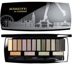 Lancome Audacity In London Palette Holiday 2016