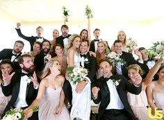 Happy Couple Photo - Lauren Conrad's Wedding Album With William Tell: See All the Photos! - Us Weekly