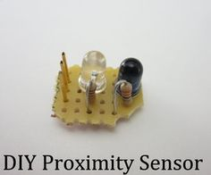 How to make a proximity sensor and how you can implement it to activate special effects