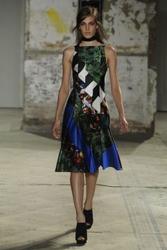 Proenza Schouler RTW Spring 2013 - Slideshow - Runway, Fashion Week, Reviews and Slideshows - WWD.com