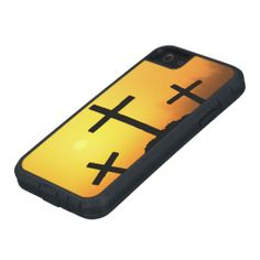 Easter and Palm Sunday Crosses and Scenes iPhone 5 Cover