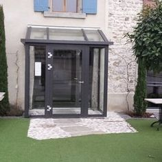 spoto veranda sas d 39 entr e spoto veranda id es pour la maison pinterest v randas entr e. Black Bedroom Furniture Sets. Home Design Ideas