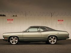 70' Plymouth Duster
