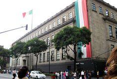 Mexico's Supreme Court in Mexico City