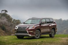 The 2019 Lexus GX460 Luxury Review: Big, Comfortable and Dependable Lexus Gx 460, Lexus Lx570, City Slickers, Four Wheel Drive, Car Wallpapers, Alloy Wheel, Gas Station, Automatic Transmission, Luxury Travel