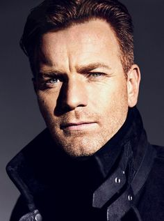 Ewan McGregor by Jem Mitchell for GQ Germany Oct 2012