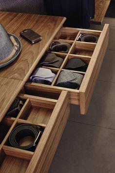 Fresh  Kleiderschrank Schranksystem h lsta huelsta begehbarer Kleiderschrank Ordnungssystem wardrobe
