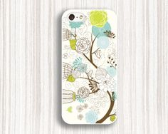 beautiful flower pattern iphone 5 cases iPhone 5 5s 5c by Emmajins, $9.99