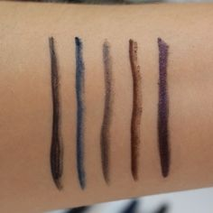 Making Up the Midwest: Review & Swatches: On the Rocks Always Sharp Liner Set