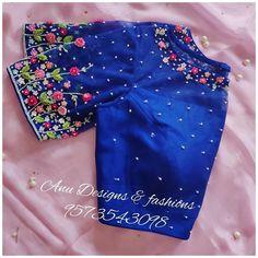 Blouse Back Neck Designs, Cutwork Blouse Designs, Best Blouse Designs, Pattu Saree Blouse Designs, Hand Work Blouse Design, Simple Blouse Designs, Stylish Blouse Design, Designer Blouse Patterns, Pin On