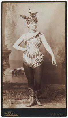 Performer Loie Fuller (Beinecke Rare Book & Manuscript Library) 1870-1890