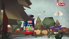 Video made for Barilla Video Factory contest.    Art Direction: Giuseppe Zizza, Chiara Tomati   CGI: Giuseppe Zizza   Scripts: Federica Rebaudengo   Music: Adriano Norcia   Sound Design: Stefano Mascaro   Voice: Giuseppe Ippoliti   Voice Recording: Federico Costantini