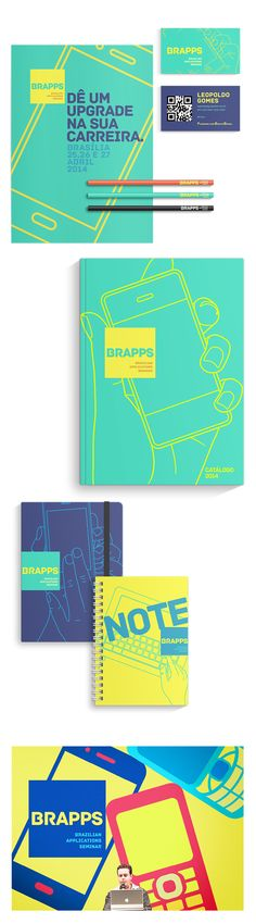 BRAPPS by Formidable | Mariogogh, via Behance