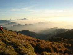 Mount Pulag: Adventures Above the Clouds The place to be!