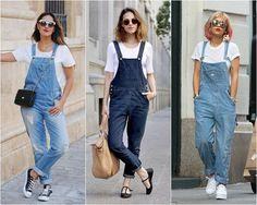 Fala Que Eu Te Escuto: Como Usar Jardineira Jeans?