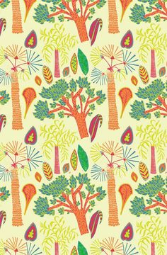 Surface Pattern Designer and Illustrator Hannah Bowen!