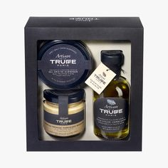 Coffret d�gustation : assortiment de produits autour de la truffe - Artisan de la truffe - Find this product on Bon March� website - La Grande Epicerie de Paris