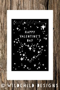 Happy Valentine's Day  Commercial and by WildchildDesigns77