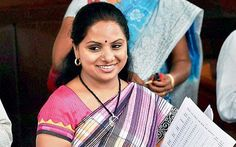 Opposition parties have Delhi dreams for Kalvakuntla Kavitha Read complete story click here http://www.thehansindia.com/posts/index/2015-08-21/Opposition-parties-have-Delhi-dreams-for-Kalvakuntla-Kavitha-171556