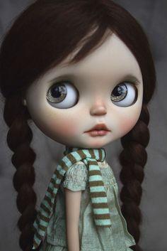 OOAk Custom Blythe Art Doll - Delia- by Cupcake Curio 1000 in Dolls & Bears, Dolls, By Brand, Company, Character