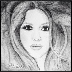 Shakira Shakira #art #arte