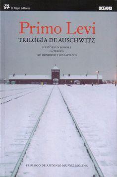 Trilogía de Auschwitz (Primo Levi)