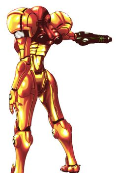 Samus is awesome.